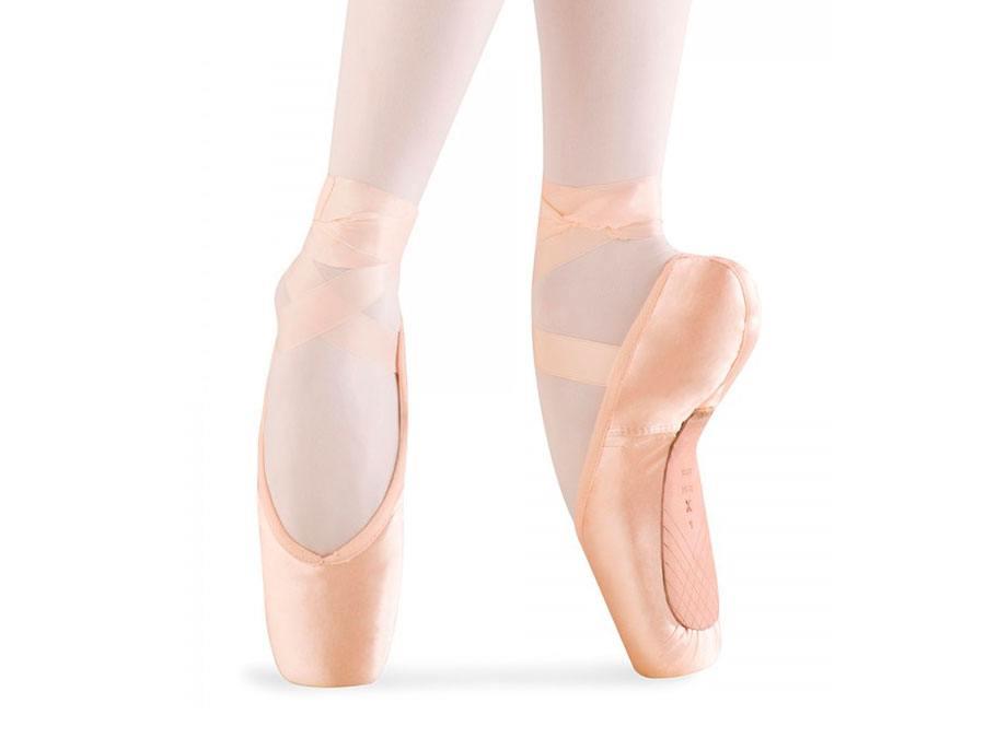 Puntas de Ballet Alpha, de Bloch