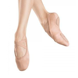 Zapatillas Ballet Zenith, Bloch