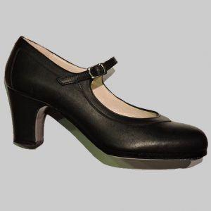 Zapato Flamenco, Salón Correa, Begoña Cervera