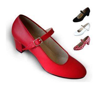 Zapato Flamenco Mod 546, Ball Pilmar