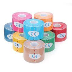 elastic taping